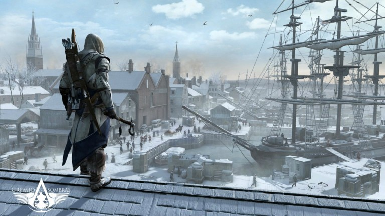 Главный герой Assassin's Creed 3