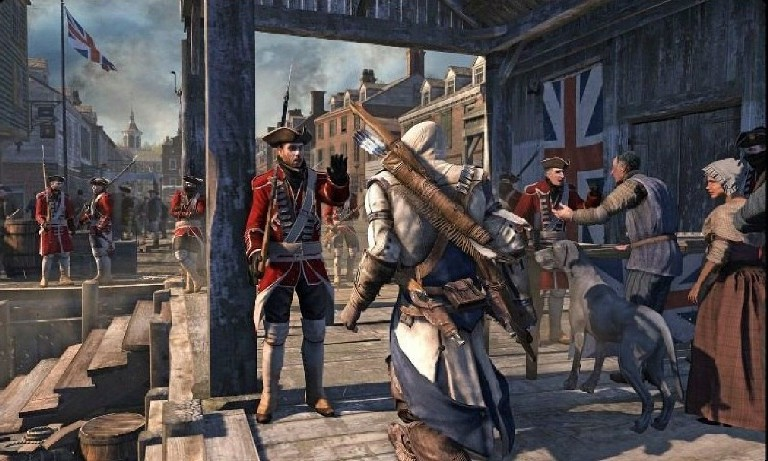 Игра Assassin's Creed III